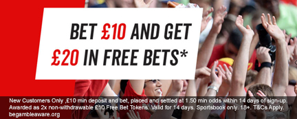 Virgin Bet Banner